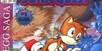 Sonic Quest Miniseries