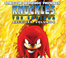 Knuckles Archives Volume 4