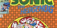 Archie Sonic Miniseries Issue 3