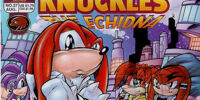 Archie Knuckles the Echidna Issue 27