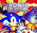 Sonic Archives Volume 14