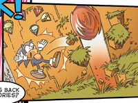Sonic and Knuckles First Encounter