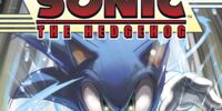 Sonic the Hedgehog Graphic Novel Series