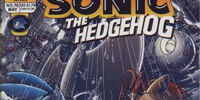 Archie Sonic the Hedgehog Issue 70
