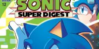 Sonic Super Digest Issue 12
