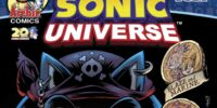 Archie Sonic Universe Issue 55