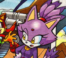 Blaze the Cat/Pre-SGW