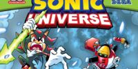 Archie Sonic Universe Issue 3