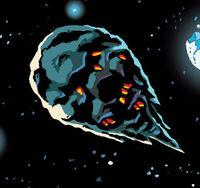 New Black Comet