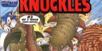Archie Knuckles Miniseries Issue 2