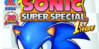 Sonic Super Special Magazine Issue 1