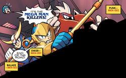 Mega Man Killers