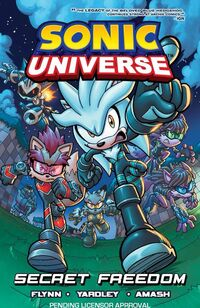 Sonic Universe GN 11