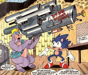 0archie rotor LOVES guns
