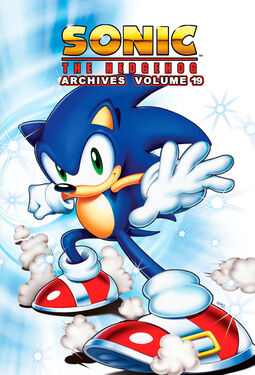 Sonic Archives 19
