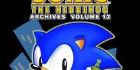 Sonic Archives Volume 12
