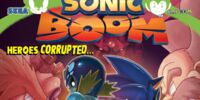Archie Sonic Boom Issue 8