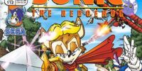 Archie Sonic the Hedgehog Issue 112