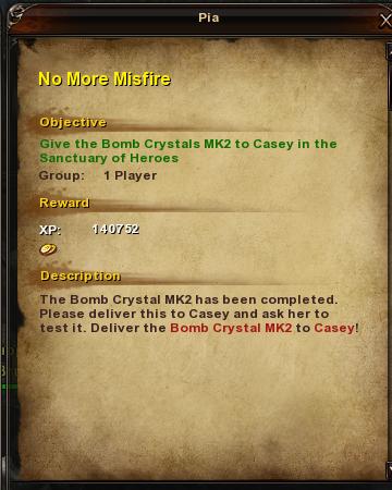 156 No More Misfire