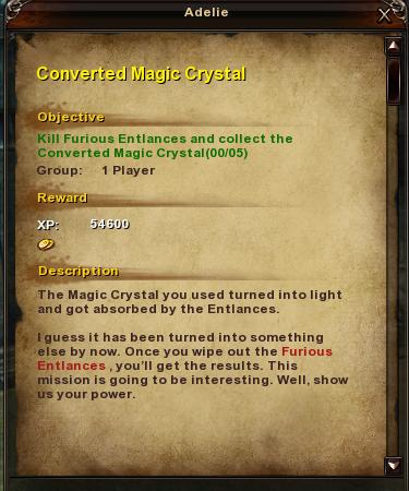 81 Converted Magic Crystal