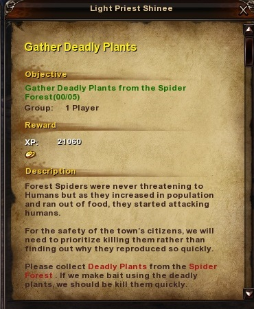 104 Gather Deadly Plants