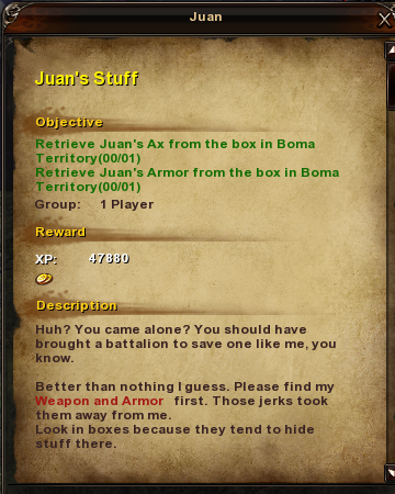 159 Juan's Stuff