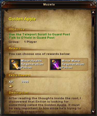 19 Golden Apple