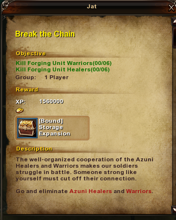 77 Break the Chain