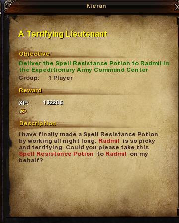180 A Terrifying Lieutenant