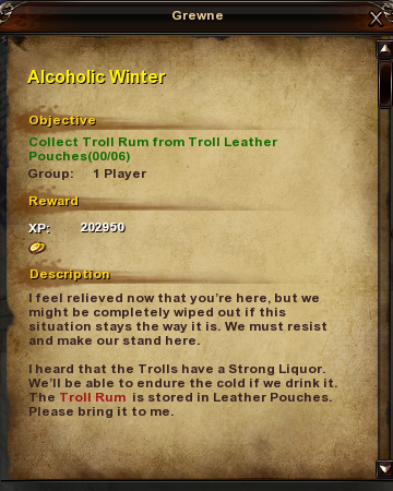 27 Alcoholic Winter