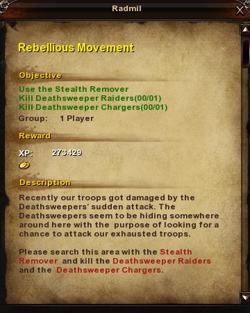 179 Rebellious Movement
