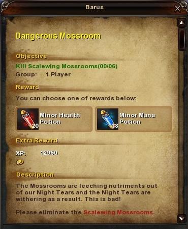32 Dangerous Mossroom