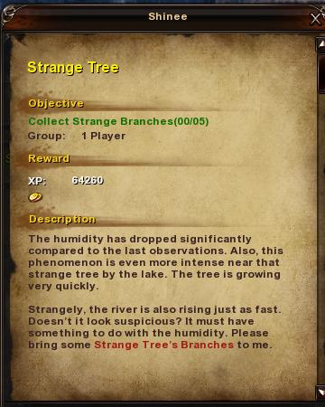 106 Strange Tree