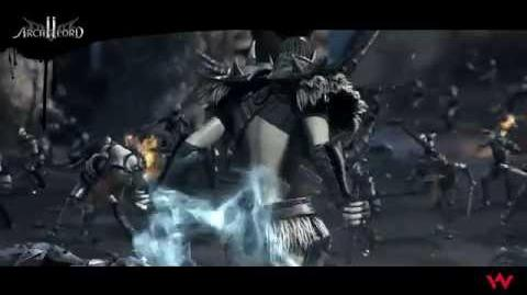 Archlord 2 Pre-Registration Trailer