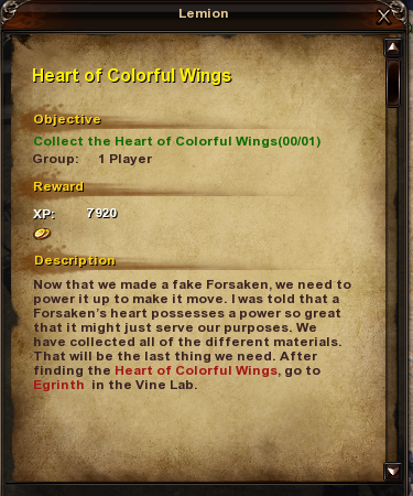 50 Heart of Colorful Wings