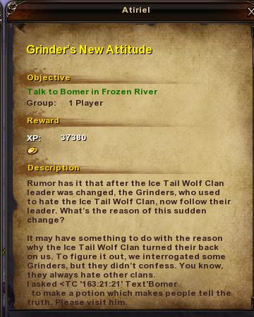 5 Grinder's New Attitutde