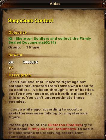 145 Suspicious Contact