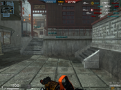 M4A1 Red Tiger Sprinting Animation