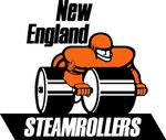 New England Steamrollers Logo