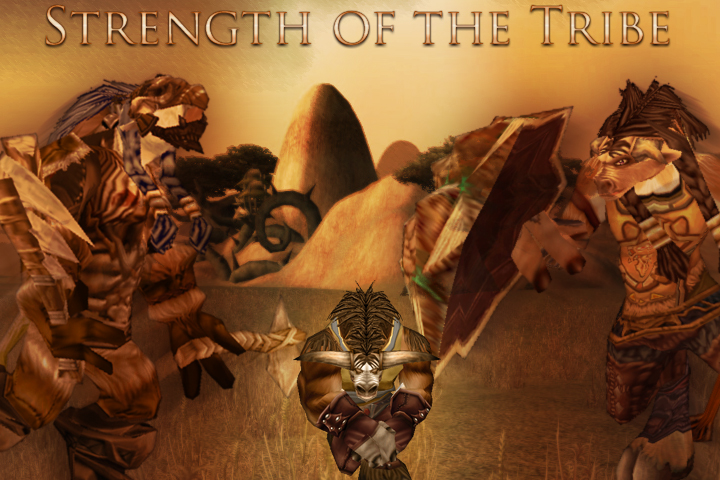 Strength of the Tribe