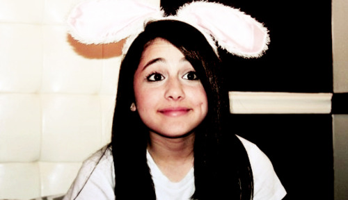 File:Ariana with bunny ears.jpg