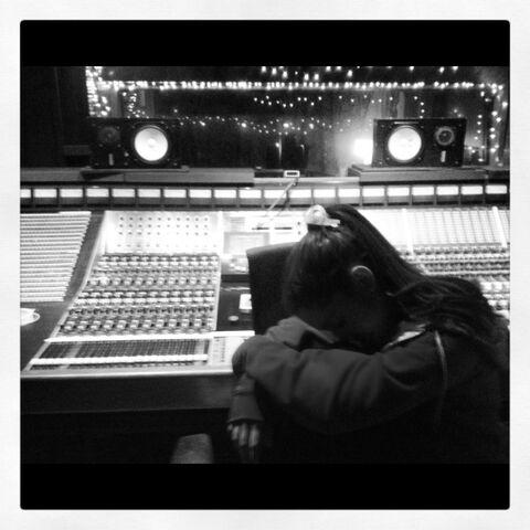 File:Ari in the studio march 25, 2012.jpg