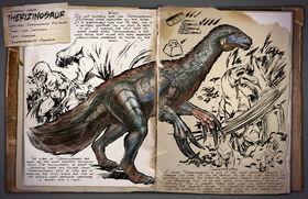 Therizinosaur Dossier
