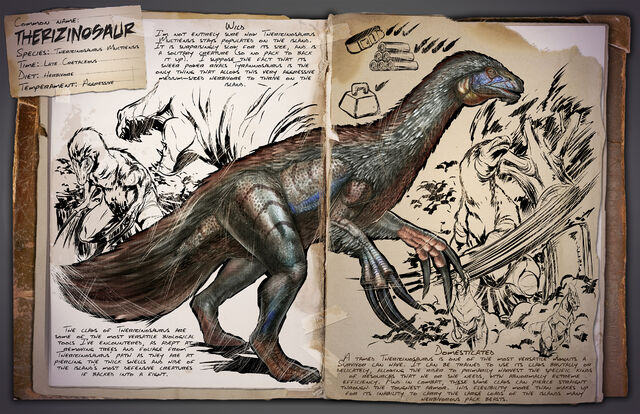 File:Therizinosaur Dossier.jpg
