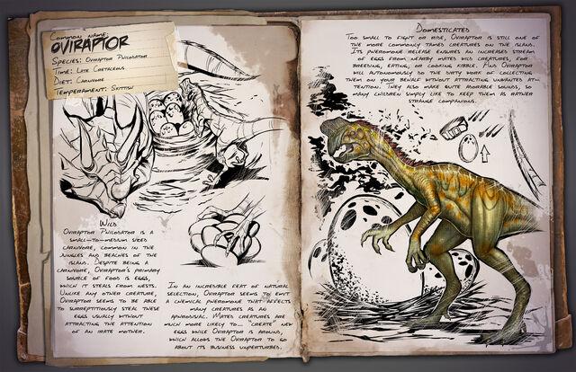 File:Oviraptor Dossier.jpg