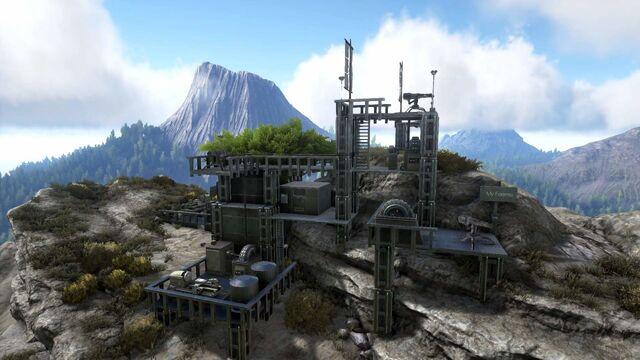 File:Ark Survival base building.jpg