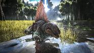 ARK-Dimetrodon Screenshot 001