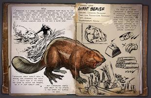 32 - Giant Beaver