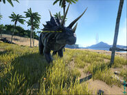 ARK-Triceratops Screenshot 004