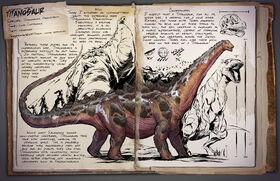 Titanosaurus Dossier